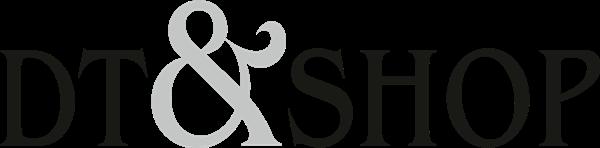 Logo der Firma DT&SHOP GmbH, Anbieter von Produkten und Dienstleistungen für Dentallabore in Bad Bocklet, Region Mainfranken, Landkreis Bad Kissingen