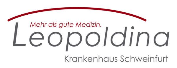 Logo des Leopoldina Krankenhaus in Schweinfurt